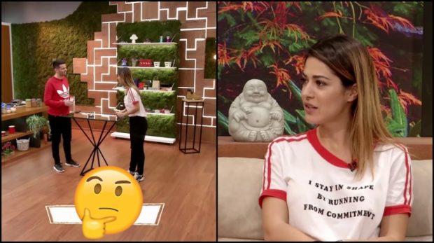 ÇFARË E JOSH TEK NJË MASHKULL? Anjeza Maja befason, përgjigjja që nuk prisni (VIDEO)