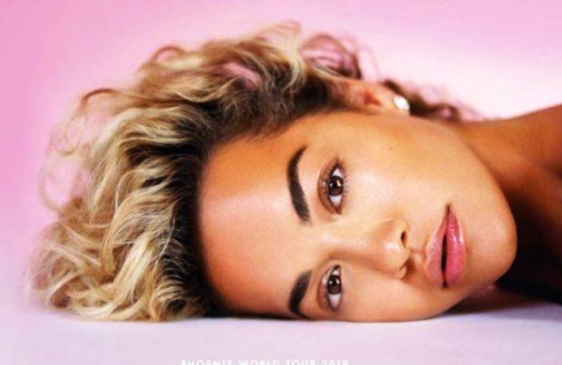 """""""VELVET ROPE""""/ Rita Ora publikon këngën më të re (VIDEO)"""