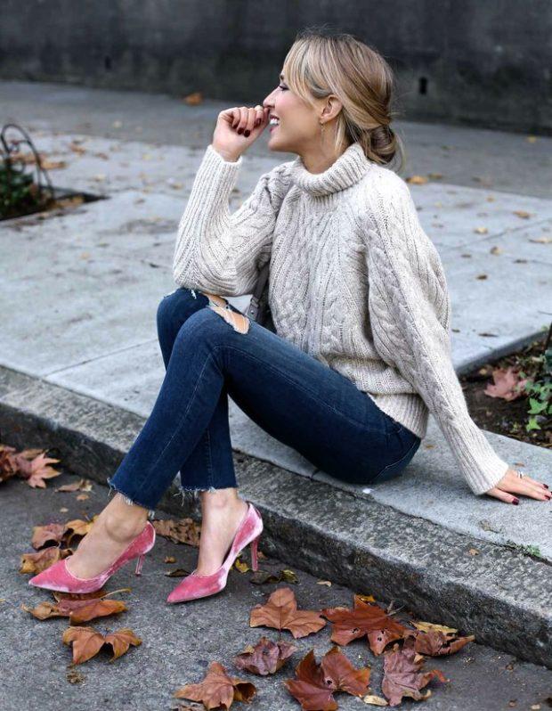 NUK DO TI HIQNI NGA TRUPI/ Këto pulovra duhet ti keni patjetër këtë dimër
