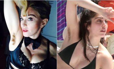 NUK NDJEK STANDARDET E BUKURISË/ Ja pse Madonna e nxit vajzën e saj të mos i depilojë sqetullat