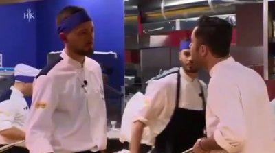 """""""KËRCET SHERRI""""/ I thotë """"S'dua"""", Renato Mekolli përplaset me konkurrentin (VIDEO)"""