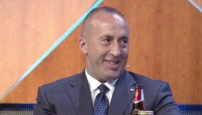 E PYESIN A KA DASHNORE/ Ramush Haradinaj ia thotë emrin live në emision