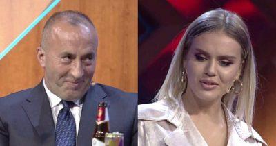 """I BËRI PYETJEN """"PIKANTE""""/ Kejvina vendos në siklet kryeministrin Haradinaj"""