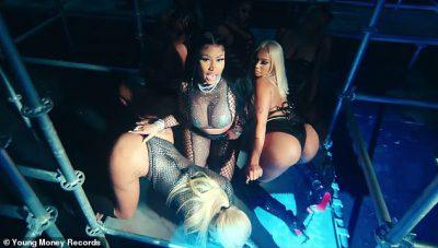 HAKMARRJE E PASTËR/ Nicki Minaj rindez sherrin me Cardi B (VIDEO)