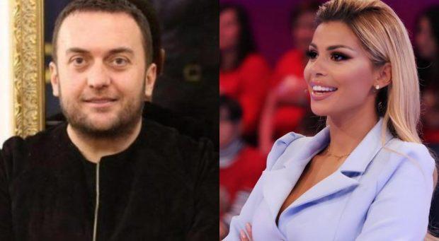 """Moderatorja e njohur kopjoi Luana Vjollcën? Shihni si """"tallet"""" Olti Curri (FOTO)"""