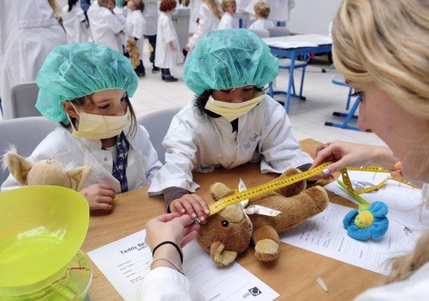 """""""TEDDY BEAR""""/ Tani është spitali për arushat prej pelushi"""