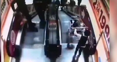 U DËRGUA ME URGJENCË NË SPITAL/ Djali hedh vëllain më të vogël nga shkallët (VIDEO)