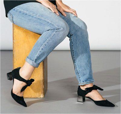 I KENI PALOSUR GABIM GJITHË KOHËS/ Ja truku për t'i stiluar në mënyrën perfekte xhinset