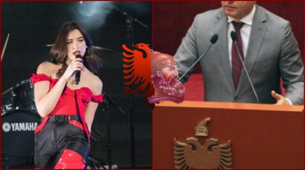 ROMA BËN SHQIPTARËT BASHKË/ Deputeti i njohur  publikon FOTO me Dua Lipën nga Vatikani: Krenaria jonë…