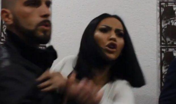 PLAS SHERRI PËR 6 MIJË EURO/ Fjolla Morina nxehet keq dhe ndërhyn (FOTO+VIDEO)