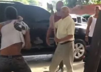 U kap duke vjedhur shtëpinë e guvernatorit/ Krimineli kërkon policët duke qarë (VIDEO)