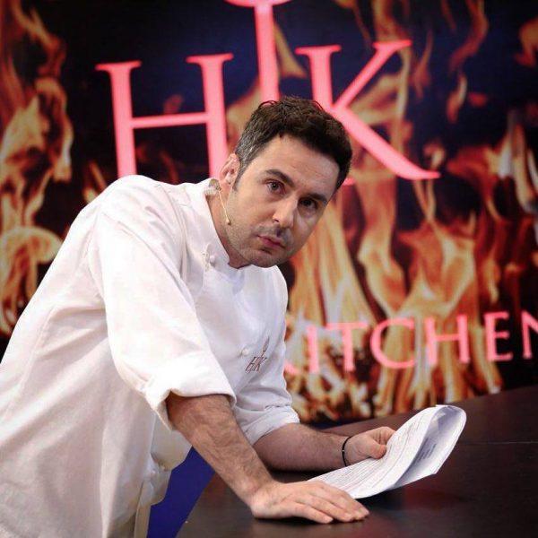 """PRERJE DAMARËSH/ Ja çfarë ndodhi sot në regjistrimet e """"Hell's Kitchen"""", flet Mekolli (FOTO)"""