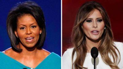 Melania nuk mund të pranojë këshilla nga Michelle/ Donald Trump nuk e lejon