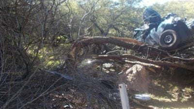 U AKSIDENTUA ME PEMËN/ Gruaja e plagosur mbijeton 6 ditë në shkretëtirë