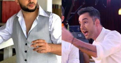 Renato Mekolli shpërtheu në ofendime në emision/ Këngëtari shqiptar ka dy fjalë për ti thënë: Për lesh…(FOTO)