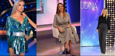 SHKËLQIM DHE LULE/ Si u veshën moderatoret bukuroshe këtë javë: Nga Alketa tek Rudina (FOTO)