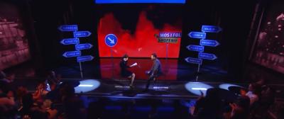 """""""NUK KA NDONJË GJË TË KEQE""""/ Moderatori shqiptar i habiti të gjithë: Do bëja seks duke parë veten në pasqyrë (VIDEO)"""