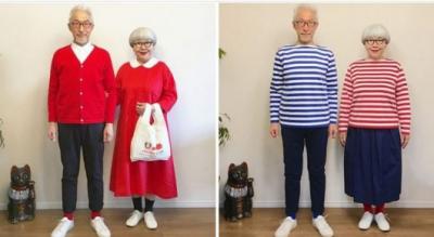 TË MARTUAR PREJ 38 VITESH/ Çifti kombinon veshjet çdo ditë me njëri tjetrin (FOTO)