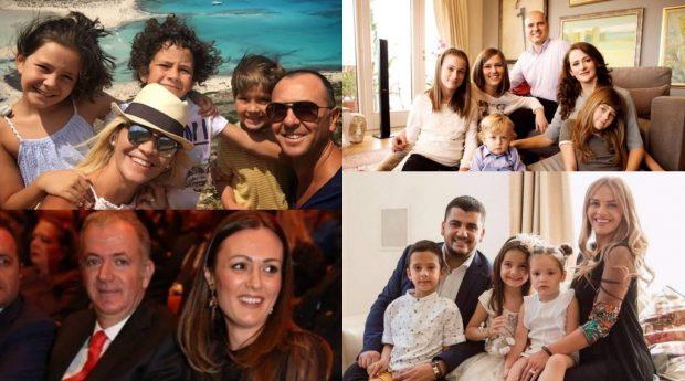 NGA ALEKSANDËR FRANGAJ TEK VALBONA SELIMLLARI/ Këto janë 10 familjet shqiptare VIP me shumë fëmijë (FOTO)