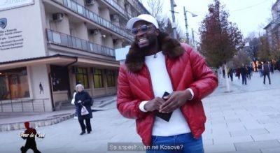 """NUK KANË FAJ/ Ja si reagojnë qytetarët kur e dëgjojnë reperin """"Cliqme"""" duke folur shqip (VIDEO)"""
