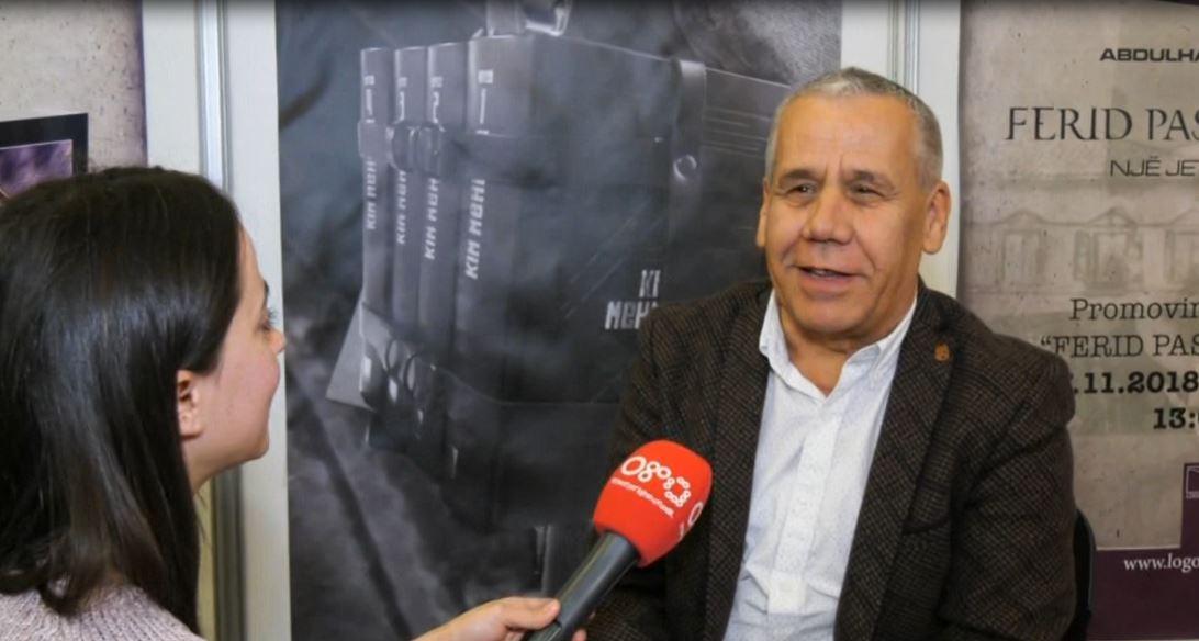 RRUGËTIMI I VEPRËS QË NGA VITET 80/ Kim Mehmeti tregon detaje nga vepra dhe fitoren e çmimit (VIDEO)