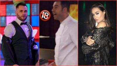 """""""TË BËSH SI I FORTË ME ATË…""""/ Bes Kallaku i kthehet Renatos pas sharjeve me konkurrentët, shihni si reagon Xhensila (VIDEO)"""