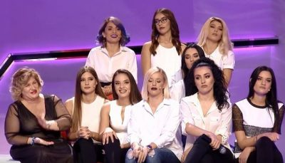 """E LARGOJNË NGA PUNA LIVE/ Balerina e të """"Dielës shqiptare"""" shpërthen në lot (FOTO+VIDEO)"""