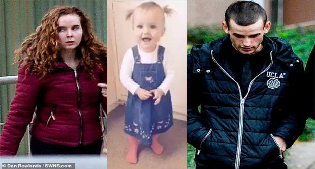 """""""RASTI TRAGJIK""""/ Nëna dhe partneri i saj lënë vajzën 19 muajshe të vdesë e lidhur në shtrat"""