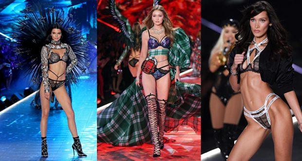 PO PRITET ME PADURIM/ Supermodelet pushtojnë pasarelën e Victoria's Secret