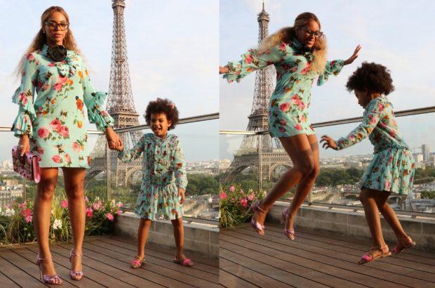 Mbretëresha e re e muzikës? Nëna e Beyonce-s konfirmon se Blue Ivy ka trashëguar talentin e së ëmës
