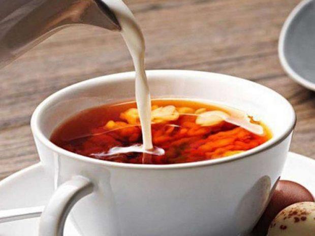 Çaji me qumësht/ Shihni tre vlerat ushqyese dhe të rëndësishme