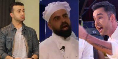 """""""NA ÇAVE K***N/ Gaz Paja ka 2 fjalë për konkurrentin që ofendoi Renato Mekollin: Plasi…(FOTO+VIDEO)"""