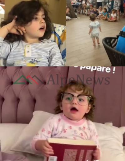 """U BËNË """"HIT"""" NË INTERNET/ Këto janë vajzat e VIP-ave që """"shkrinë"""" së qeshuri publikun (FOTO+VIDEO)"""