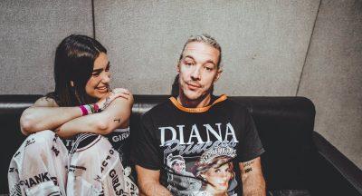 """UNIKE/ Diplo imiton Dua Lipën në këngën """"Electricity"""" dhe video është e paparë"""