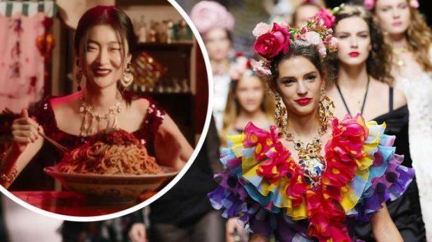 """""""Dolce Gabbana"""" kërkon falje/ Ndjekësit i kundërvihen edhe më keq  (FOTO)"""
