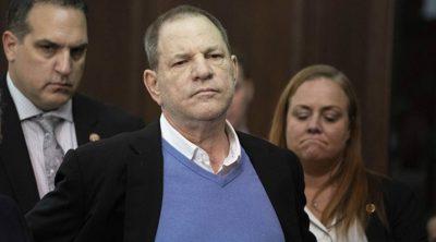 MBI 100 AKUZA PËR NGACMIM SEKSUAL/ Harvey Weinstein dënohet me 23 vite burg