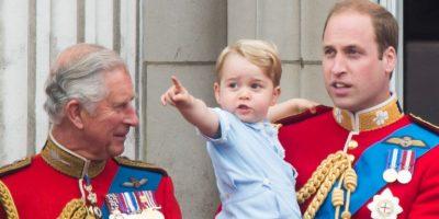 NUK E THËRRET GJYSH/ George ka pseudonimin më të paparë për Princin Charles (FOTO)