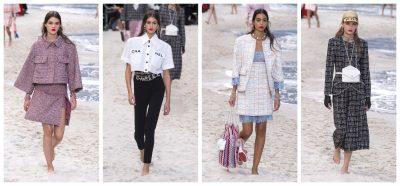 """XHAKETA KLASTIKE TË VITEVE 80/ """"Chanel"""" prezanton koleksionin e ri për sezonin e pranverës (FOTO)"""