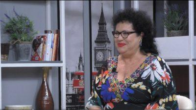 """""""NUK KA KONKURENCË TË NDERSHME NË ART""""/ Irini Qirjako habit me fjalët e saj"""