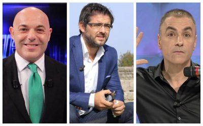"""NUK E """"NDËRRUAN"""" ASNJËHERË EMISION/ Gazetarët që i qëndruan besnik formatit televiziv: Nga Fevziu tek Çani (FOTO)"""