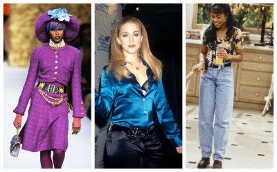 """MODA E VITEVE 90/ Këto janë 7 trendet që u rikthyen sërish dhe janë """"MUST"""" i vjeshtës (FOTO)"""