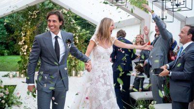 """""""DITA MË E BUKUR E JETËS""""/ Gwyneth Paltrow publikon foton e parë të dasmës"""