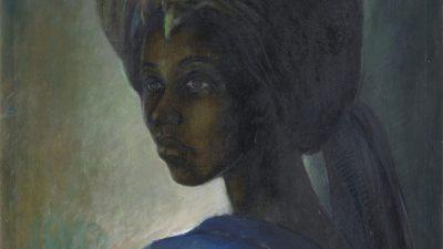 PAS DISA DEKADASH/ Del për herë të parë në publik piktura 1.6 milionë dollarëshe