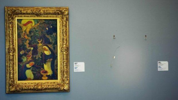 THANË SE GJETËN ORIGJINALEN/ Piktura e Picassos e gjetur në pyll ishte false