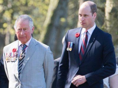 """""""NUK KALON SHUMË KOHË NË FAMILJE""""/ Princi William i """"pakënaqur"""" me të atin (FOTO)"""