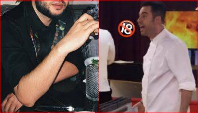 """Këngëtari i njohur i tha """"GANGSTER""""/ Shihni si i kthehet Renato Mekolli: Po ti…(FOTO)"""