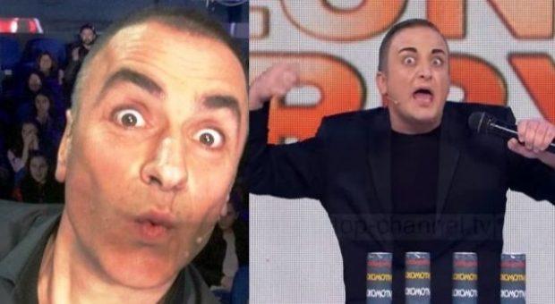 """IMITON ARIAN ÇANIN NË """"PORTOKALLI""""/ Ja çfarë i ka thënë moderatori Rezartit për rolin e tij (FOTO)"""