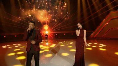 """FLORI NAZIFI DHE IRIS NEZIRI/ Dy zërat perfektë që i bashkoi një baladë dhe """"Kënga Magjike"""""""