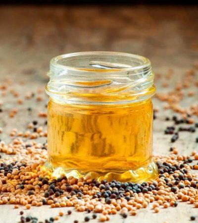 Vaji i mustardës dhe mrekullitë që i ofron lëkurës