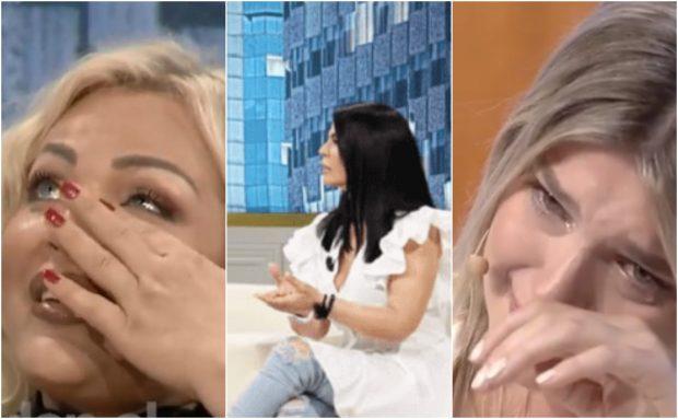 """""""U MUNDËN"""" NGA EMOCIONET/ Këto VIP-a u përlotën live për prindërit dhe """"pengjet"""": Nga Rozana Radi tek…"""
